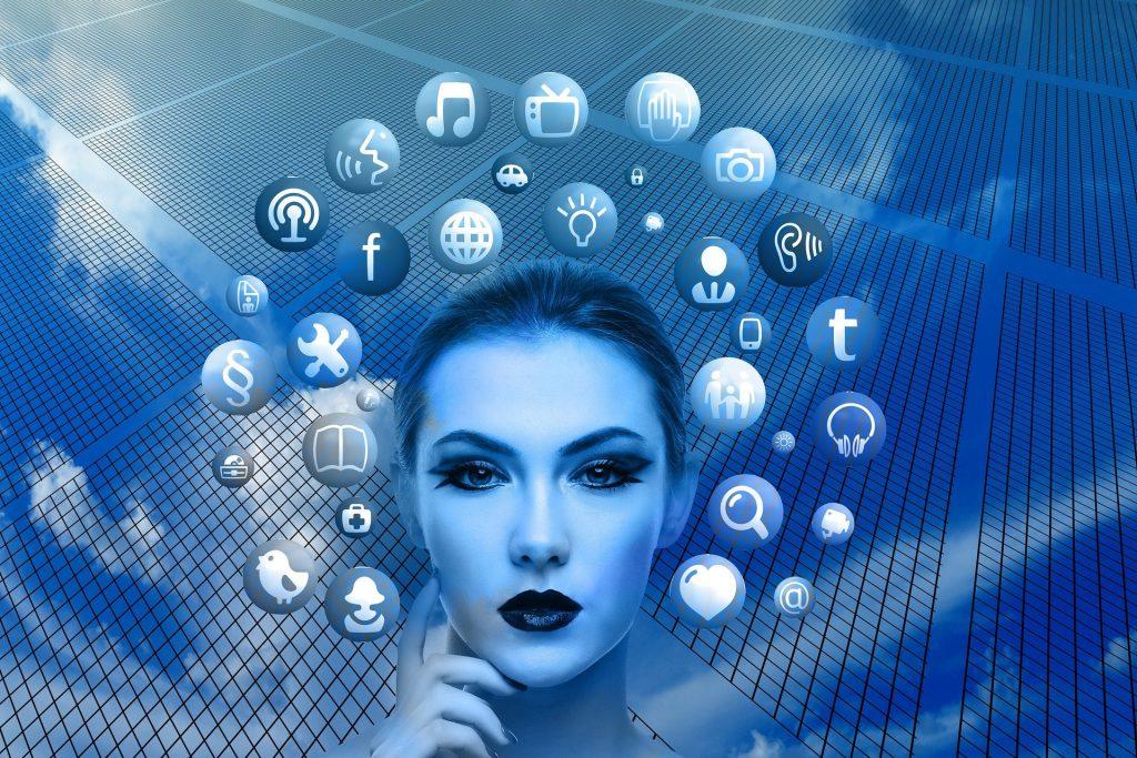 distribución comercial en redes sociales